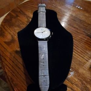 Almost new la mer collection watch.